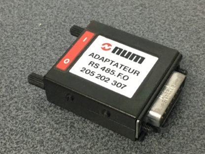 datateur fibre optique NUM 720
