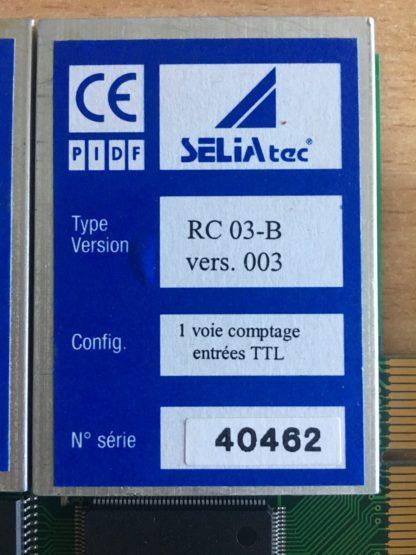 Module Seliatec RC03-B